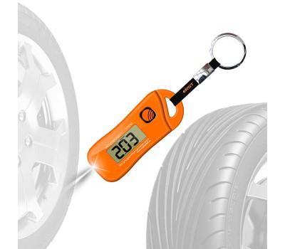 Автомобильный манометр - термометр - фонарь - брелок