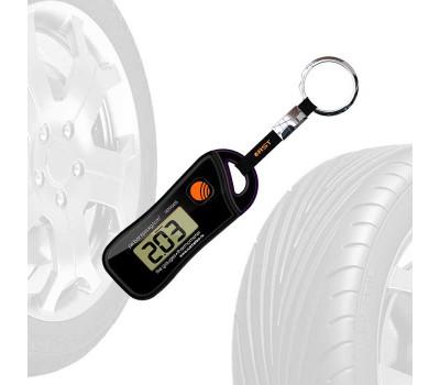 Автомобильный манометр - термометр брелок