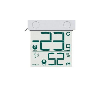 Цифровой оконный термогигрометр