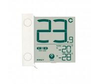 Цифровой оконный термометр на липучке RST01291