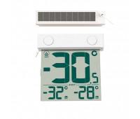 Цифровой термометр на липучке с солнечной батареей RST01389