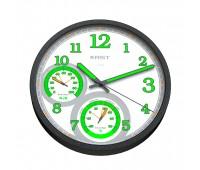 Настенные часы - метеостанция RST 77721