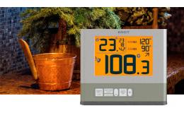 Электронный термометр для парной и сауны